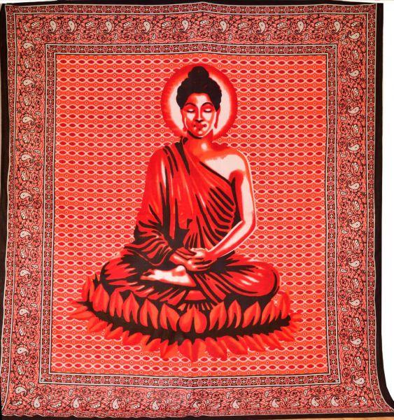 Buddha Wandtuch